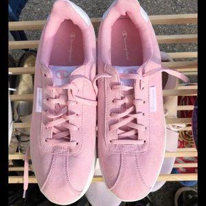 CHAMPION Blush Pink Sneakers Size 10